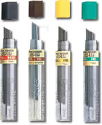 Pentel Super Hi-Polymer Lead Refills